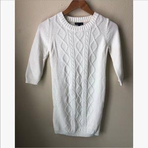 GAP Kids sweater dress sz: 12